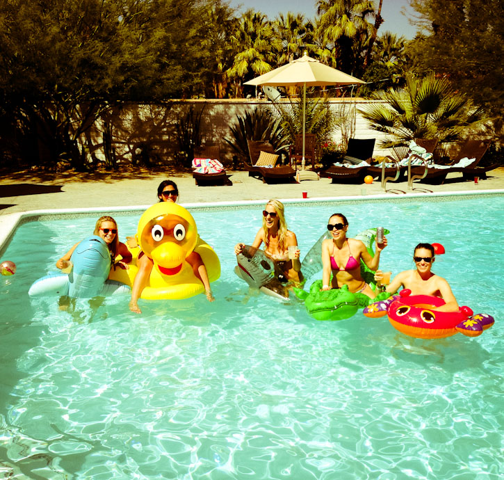stagecoach 2013 pool party