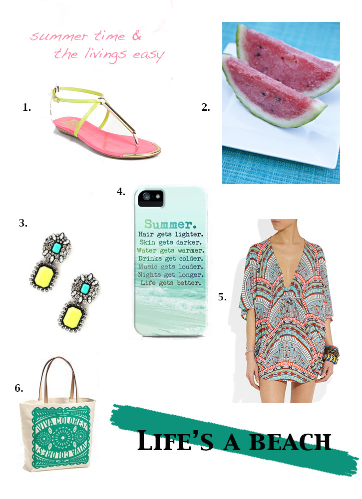 Hump Day Inspo: Summer Faves