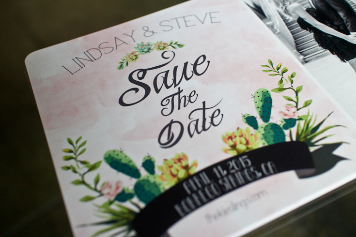 diy illustrator save the dates candy and clothes